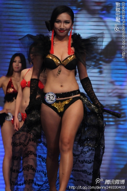 4ffa847824a Miss Zhao won and RMB 50,000 worth of sponsored prizes, contracts and  ambassadorship will represent China in the 37th Miss Bikini International  2012/3 ...